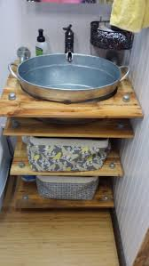 Galvanized Water Trough Bathtub by Tiny House Swoon Tiny House Swoon Tiny Houses And House