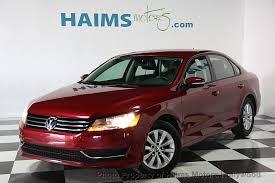 Vw Passat Floor Mats 2015 by 2015 Used Volkswagen Passat S At Haims Motors Serving Fort