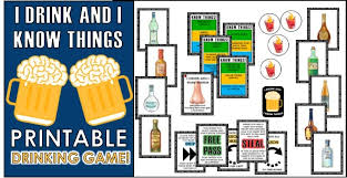 TOP 12 FUN DRINKING GAMES