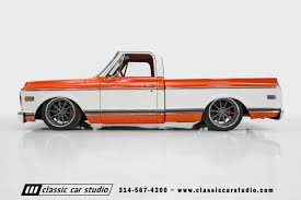 1970 Chevrolet C10 Pro-Touring | Classic Car Studio Allan Mccostlins Restomod 1970 Chevy C10 Blends Form And Function Trucks For Sale Dennis Truck Parts 1965 Chevrolet Ck For Sale Near Woodland Hills California Unveils 2018 Ctennial Edition Pickup News Car Blazer Cars Survivor Hot Rod Network Customer C10 C15 1967 1968 1969 Chevy Truck Ck Survivor 71 Of The Year Late Finalist Goodguys 72 Cheyenne Super 4 Speed Ac 4x4 In Texas Sold