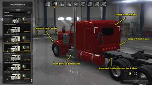 Peterbilt 389 Accessories Pack | American Truck Simulator Mods Peterbilt 386 Exterior Accsories Truck Specific Chrome Custom Made With High Quality Steel Dieters Front Grille Ovals Peterbilt 359 V10a Ats Mods American Truck Simulator 567 And Trims Roadworks Manufacturing Homepageslidpeterbiltlg Cabover 352 Vehicle Trucks 579 Cabin V 12 Mod Simulator