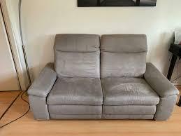 sofa 3 sitzer raum id relaxfunktion wohnzimmer