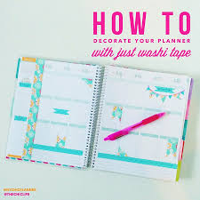 How To Decorate Your Planner With Washi Tape - The Chic Life The Life Planner How You Can Change Your Life And Help Us Passion Planner Coach That Fits In Bpack Professional Postgrad Coupon Code Brazen And Stickers Small Sized Printable Spring Chick Digital Download 20 Dated Elite Black Clever Fox Weekly Review Pros Cons A Video Walkthrough Blue Sky Coupon Code Red Lobster Sept 2018 Friday Wii Deals Bumrite Diapers One World Observatory Tickets Cost Inside Look Of The Commit30 Planners Star