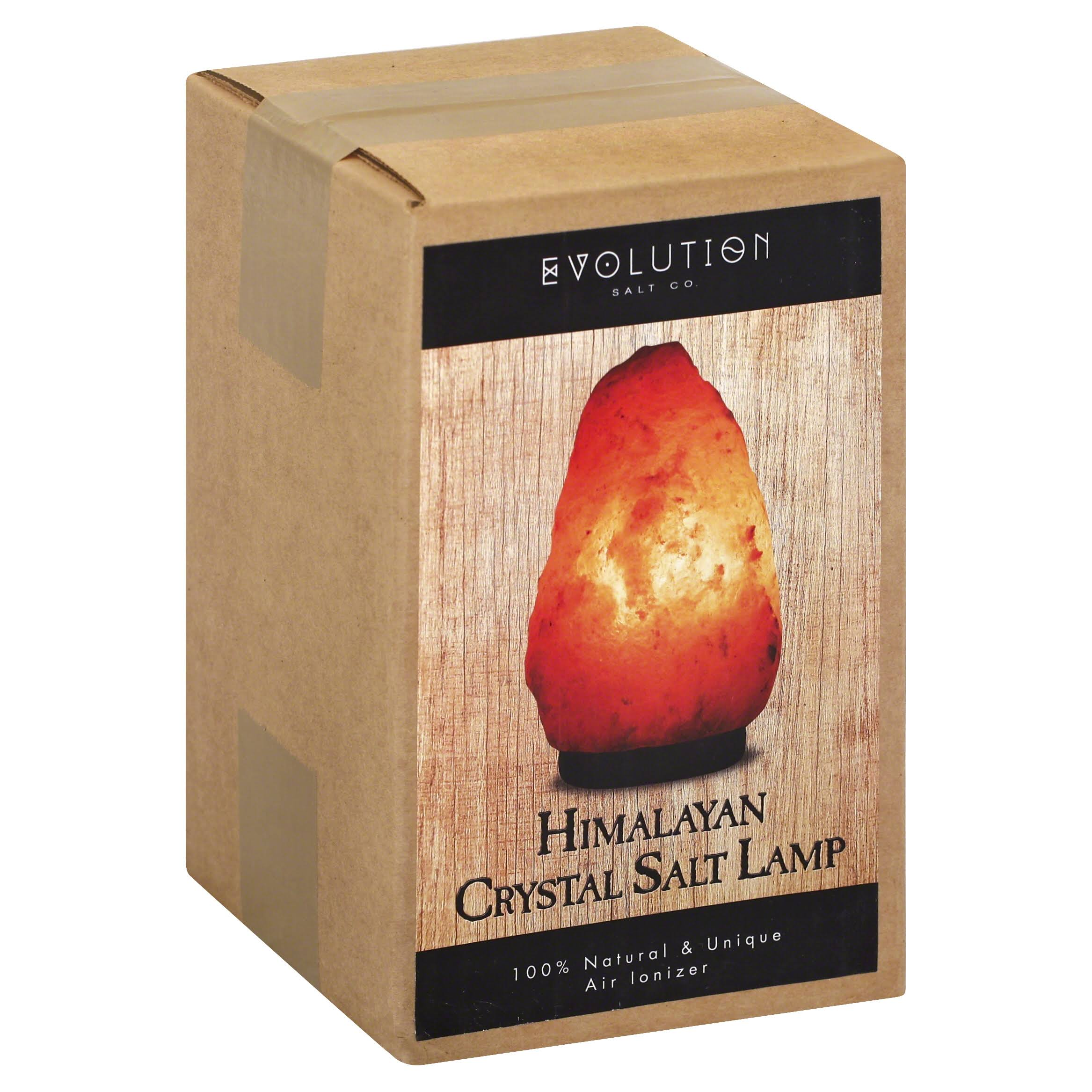 Evolution Salt ENL-01 Himalayan Natural Crystal Salt Lamp - Small