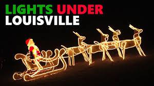 Christmas Underground Christmas Lights In Louisville Ky Best