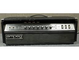 Ampeg V4 Cabinet For Bass by Richard Lloyd U0027s Vintage Ampeg V4 Amplifier Head Equipboard