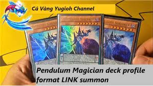 Yugioh Pendulum Deck Link Format by Hướng Dẫn Chơi Yugioh Pendulum Magician Format Link Summon