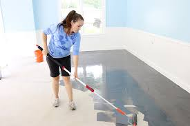 Rocksolid Garage Floor Coating Instructions by Rock Solid Garage Floor Bower Power