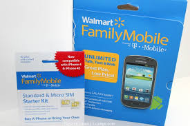 Walmart FamilyMobile Lowest Priced Unlimited Plans The Perfect
