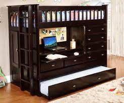 Espresso All in e Bunk Bed All American Furniture Buy 4 Less