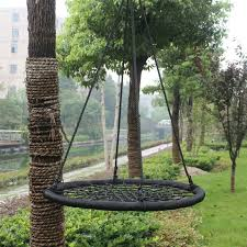 Outdoor Round Swing Chair