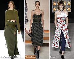 Fall Winter 2016 2017 Fashion Trends Wraparound Designs