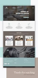 100 Home Interior Website Design Website Home Page Visual On Pantone Canvas