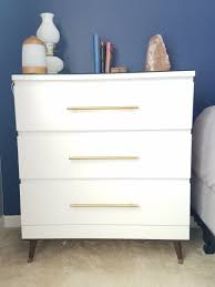Target Mid Century Modern 6 Drawer Dresser by My Diy Mid Century Modern Malm Hackhttps Belovedmind33 Wordpress