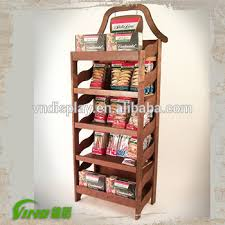 Supermarket Beer Display Stand Retail Floor Laminate Flooring