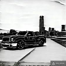 I'll Hop On The Prisma Bandwagon. Here's My Truck With Downtown OKC ...