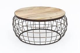 design couchtisch korbtisch draht korb tisch beistelltisch
