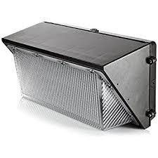 120 watt led wall pack light 13 400 lumens high efficiency 120