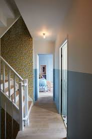 Two Tone Walls No Chair Rail by 71 Best Color Blocked Walls Images On Pinterest Color Blocking