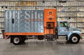 Off-Site Records Management Shred Truck Graphics - Graphis