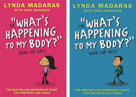 Books To Buy When Puberty Is Nigh For You And Your Kid