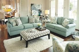 Ashley Furniture Light Blue Sofa by Daystar Sofa Ashley Furniture Homestore