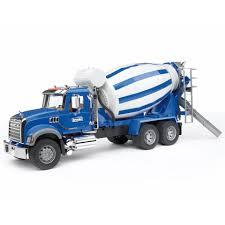 100 Toy Cement Truck Bruder S Construction Vehicle MACK Granite Mixer