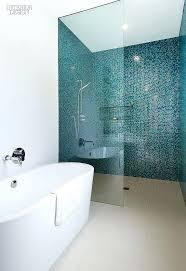 glass tile bathroom homefield