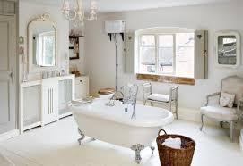 White Shabby Chic Bathroom Ideas by Shabby Chic Bathrooms Ideas