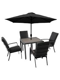 LG Outdoor Milan 4 Seater Garden Dining Table / Chairs Set With ... Pplar Ikea Outdoor Ding Sets Komnit Fniture Set In Alinium European Design Saarinen Round Table Hivemoderncom Compare And Choose Reviewing The Best Teak Patio The Home Depot Hampton Bay Alveranda 7piece Metal With Hanover Monaco 7 Pc Two Swivel Chairs Four Alinum Restaurant Chair 5piece Rectangular Bench Barbeques Galore Styles Stone Harbor Taupe Polywood Official Store
