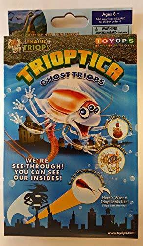 Toyops Trioptica Ghost Triops Kit