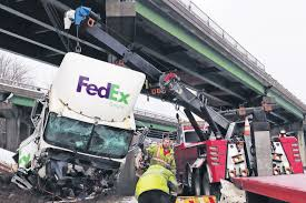 Two Big-rig Crashes Close I-91 | Rutland Herald