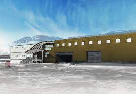 100 Antartica Houses Station News United States Antarctic Program