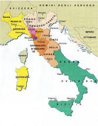 L Austria Dominava Milano E Venezia Il Regno Lombardo Veneto Granducato Di Toscana Era Retto Da Ferdinando III D Asburgo Lorena