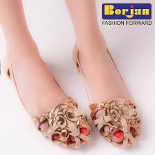 Stylish Winter Shoes Collection By Borjan For Girls Summer Season 2014 2