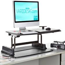 varidesks single plus healthy workstations