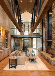 100 Modern Design Decor Architectures Winsome Contemporary Rustic Mountain Home