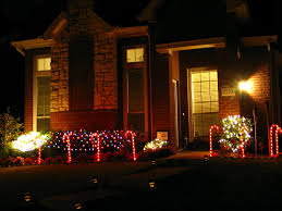 Ebay Christmas Trees With Lights by File Christmas Decoration Outdoors Jpg Wikimedia Commons