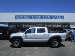 2007 Toyota Tacoma PreRunner Abilene TX Abilene Used Car Sales Used Cars For Sale Abilene Tx 79605 Williams Group Auto 2017 Chevrolet Silverado Sale At Copart Lot 42901738 Tn Truck Sales Consignment We Have Experience In 2014 Ford F150 Kent Beck Motors 2015 F250 Ftx Tuscany Edition Texas Youtube 2007 1500 Classic Work 2018 Nissan Frontier Near Houston Monster Trucks Coliseum F450 Arrow Inc Things To Do And Around