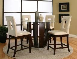 Black Kitchen Table Set Target bar stools 5 piece bar height dining set counter height pub