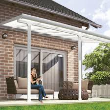 Palram Feria Patio Cover Uk by Feria Komplett Altantak 3 X 4 2 M Plastic Roofing U0026 Patio