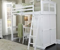 Low Loft Bed With Desk Underneath by Desks Full Size Low Loft Bed Loft Bed With Desk Underneath
