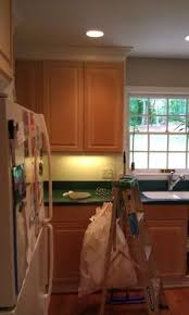 Laminate Cabinets Peeling by Hmm Kristen Who Is Amazing Painted These Cabinets With Self