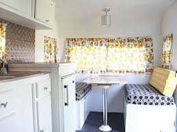 Trailer Remodel Ideas With 70 Vintage Camping Hometalk Decorating Style
