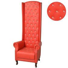 vidaxl luxus hochlehner sessel relaxsessel wohnzimmer