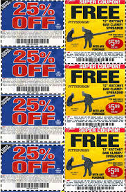 for those in the us that shop at harbor freight some coupons