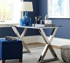Pottery Barn Glass Coffee Table Display