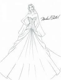 Brides Designer Fantasy Sketches Kim Kardashians Wedding Gown
