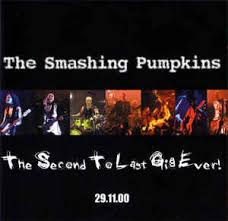 Smashing Pumpkins Chicago 2014 by The Smashing Pumpkins The Second To Last Gig Ever Cd At Discogs