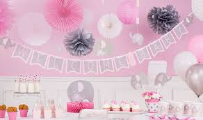 Baby Shower Decorations for Girls